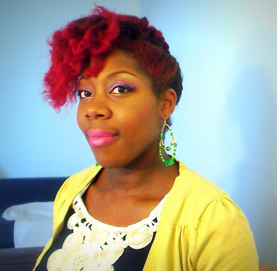 je viens vous faire part de mon exprience de coloration sur cheveux afro vous pouvez suivre sur mon blog isateufcomou ma chaine youtube - Coloration Pour Cheveux Crpus Peaux Noires